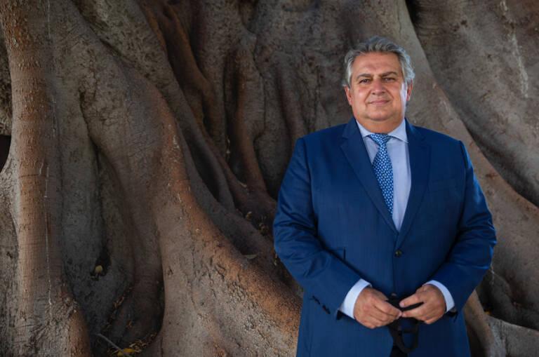 JOSÉ CARRASCO ALIAGA (SOCIO DIRECTOR DE EDETANIA PATRIMONIOS) «La figura del agente financiero va a ir creciendo mucho más»